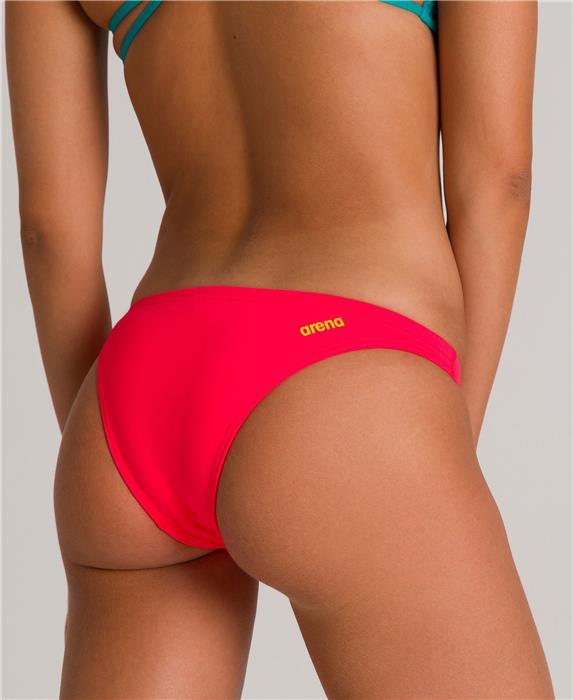 Arena Womens Rule Breaker Free Brief MaxLife Bikini Bottom