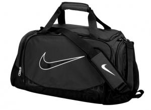 5a950ed86767 ... Nike Brasilia 5 Medium Duffle - Black ...