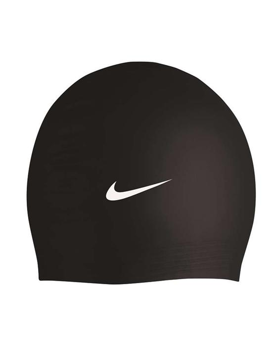 ... Nike Solid Latex Cap - Black 06f31ba95bd