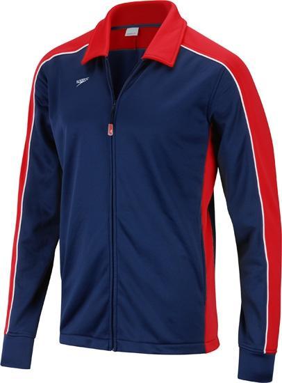 Speedo Boys Warm Up Jacket Streamline Speedo Children/'s Apparel 7201492