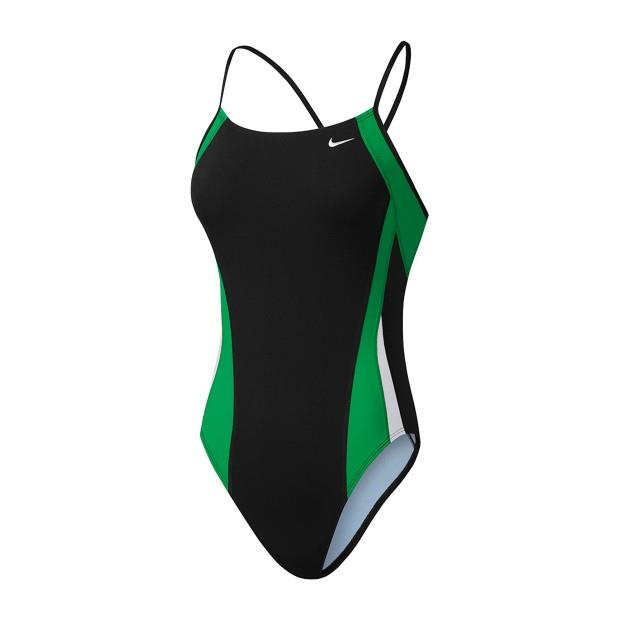 3d9388c76dc03 ... Nike Poly Color Surge Cut-Out Tank - court Green