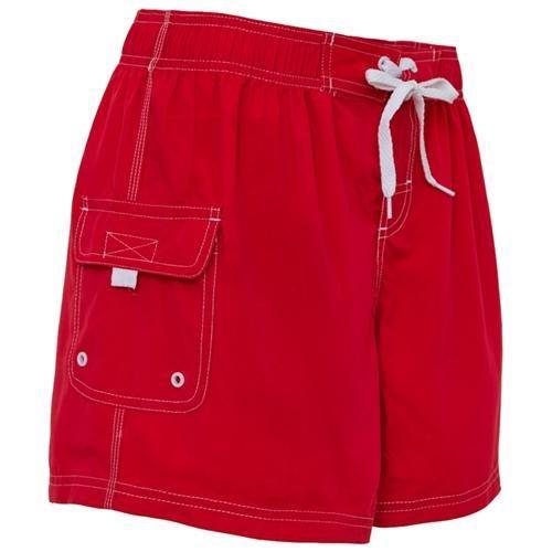 9550d6586edd0 Adoretex Female Board Short - Red