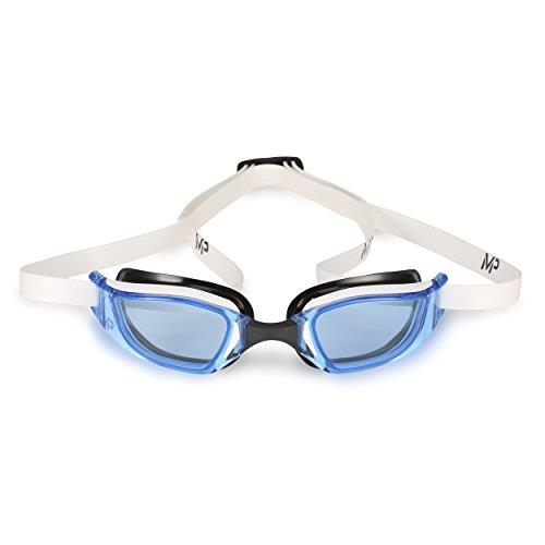 MP Michael Phelps Xceed Blue White Black Goggles 55a61c234
