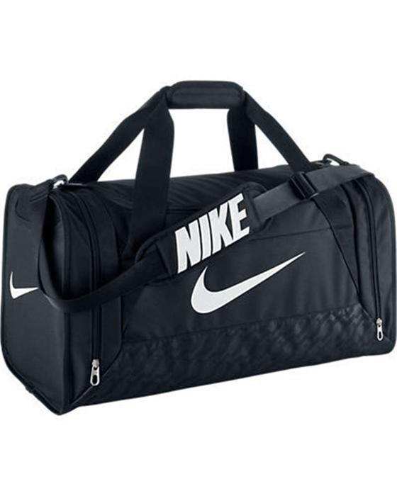 cfe2ee40e9a Nike Brasilia 6 Medium Duffle - Black