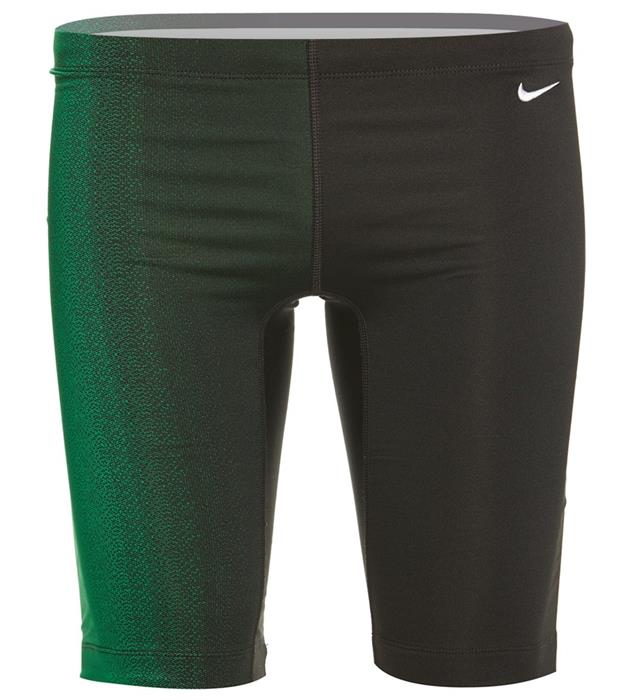 official photos 76f00 64c76 Nike Swim Men s Fade Sting Performance Jammer- Court Green
