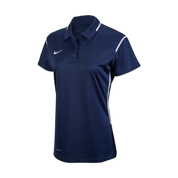306ea23d Nike Women's Gameday Polo - Navy/White