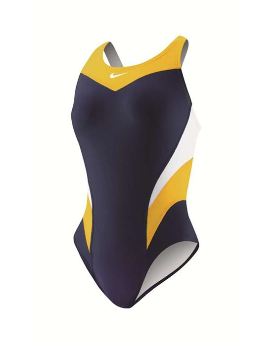 ... NIke Victory Color Block Power Back Tank - Varsity Maize ...