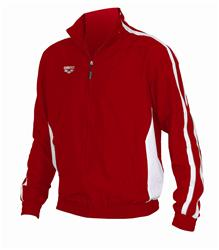 Arena Prival Warm Up Jacket - Red