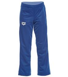 Arena Youth Team Line Knitted Poly Pant- Royal