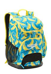 Speedo Printed Teamster Backpack 35L-Banana