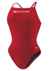 Speedo Guard Flyback - Red