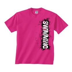 Vertical-Swimming-Tshirt
