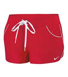 Nike Female Guard Short red