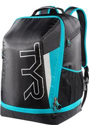 TYR Apex Transition Bag - Black/Blue