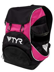 TYR Alliance Team Mini Backpack - Black/Pink
