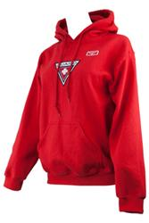 The Finals Guard Unisex Hooded Sweatshirt  - Red