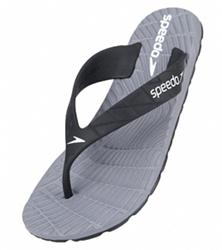Speedo Women's Exsqueeze Me Flip - Black/Frost Grey