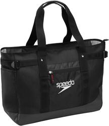 Speedo Ventilator Tote - Black/Black