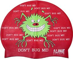 Dont-Bug-Me-Silicone-Cap-Red