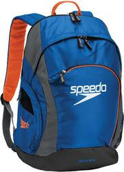 Speedo Sonic Backpack - Imperial Blue/Darkgull Gray