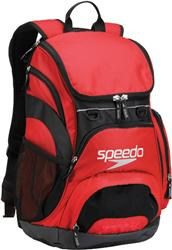 Speedo Teamster Backpack 25L - Formula One/Black