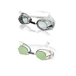 Speedo Swedish Goggles - Smoke and Multi Mirror