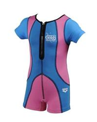 Arena Learn to Swim AWT Warmsuit - Fuchsia
