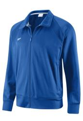 Speedo-Sonic-Warm-Up-Jacket-Mens-Sapphire