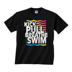 Kick-Pull-Breathe-Swim