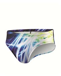 Nike Galactic Opera Brief - Blue/Green