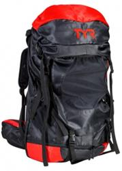 Tyr Convoy Transition Backpack - Black/Red