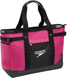 Speedo Ventilator Tote - Fuchsia Purple/Hawaiian Ocean