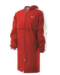 Nike Swim Parka - Varsity Red