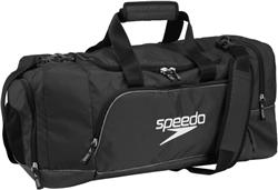 Speedo Teamster Duffle - Speedo Black