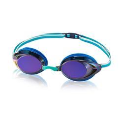 Speedo Jr. Vanq 2.0 Mirrored-Blue Iris