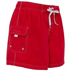 Adoretex Female Board Short - Red