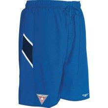 The Finals Guard Male Splice Trunk - royal/navy