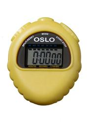 OSLO M-427 All Purpose Stopwatch - Yellow