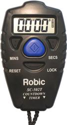 Robic SC-502T Silent & Audible Countdown Timer