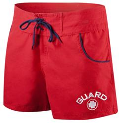 Tyr-Female-Guard-Short-Red