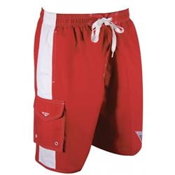 The Finals Guard Male Trunk - Red