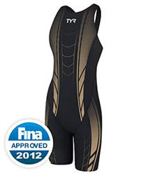 Tyr AP12 Credere Compression Open Back Speedsuit