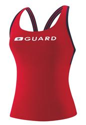 Speedo Guard Tankini Top
