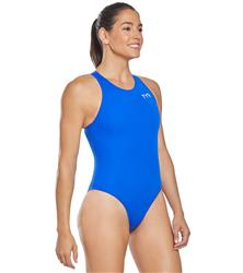 TYR Water Polo Breakaway Ladies Durafast One-Royal