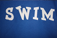 Swim Metallic Apparel